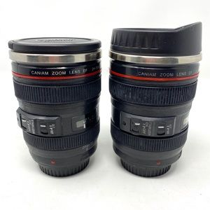 Camera Lens coffee mugs